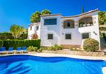 Location vacances Javea - Casa Toscana-4