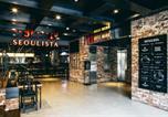 Hôtel Séoul - Hotel Manu Seoul-4