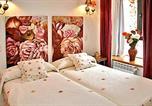 Location vacances Fuenterrebollo - House with 5 bedrooms in Aldehuela with enclosed garden and Wifi-4