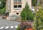Hôtel Besse-et-Saint-Anastaise - Logis Hôtel de la Paix-1
