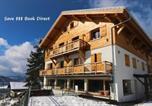 Location vacances  Haute Savoie - Chalet Mia - La Terrasse de Verchaix-1