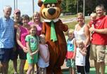 Camping avec Parc aquatique / toboggans États-Unis - Yogi Bear's Jellystone Park Camp-Resort Wisconsin Dells-3