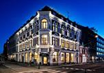 Hôtel Malmö - Hotel Duxiana Malmö-1