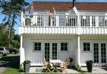 Location vacances Jægerspris - Two-Bedroom Holiday home in Nykøbing Sj 2-1