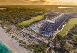 Hôtel Isla Mujeres - Estudio Playa Mujeres - Kids Free All Inclusive Resort-4