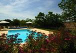 Location vacances Saint-Crépin-et-Carlucet - Labrousse Villa Sleeps 8 Pool Air Con Wifi-1