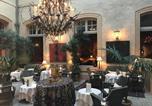 Hôtel 4 étoiles Caumont-sur-Durance - La Mirande-4