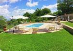 Location vacances Montefiascone - Peaceful Villa in Montefiascone with Jacuzzi-1
