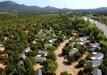 Camping avec Quartiers VIP / Premium Santa-Lucia-di-Moriani - Homair - Acqua e Sole-1