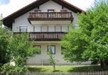 Location vacances Waldkirchen - Gästehaus Moser-2