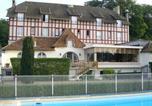 Hôtel Ouchamps - Hostellerie Du Chateau-3