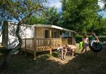Camping avec Piscine Berrias-et-Casteljau - Camping Le Pont de Maisonneuve-2