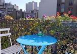 Location vacances Les Lilas - Beau 2 pieces avec balcon Paris parc des Buttes chaumont-1