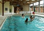 Camping avec Piscine Rives - Camping Naturiste  Domaine Laborde-4