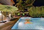 Hôtel Calangute - Fabhotel Prime Sarala Crown Calangute Beach-2