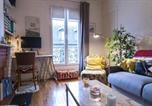 Location vacances  Seine-Saint-Denis - Hostnfly apartments - Superb apt very charming near La Villette-1
