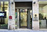 Hôtel Lyon - Best Western Lyon Saint-Antoine-1