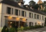 Hôtel Montfort-l'Amaury - Auberge du Chasseur-3
