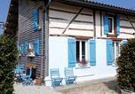 Location vacances  Haute-Marne - Holiday home Les Volets Bleus 2-1