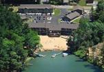 Hôtel Wisconsin Dells - Bakers Sunset Bay Resort-1