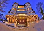 Hôtel Bad Berleburg - Hotel Liebesglück - Genießen zu zweit