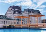 Hôtel Québec - Hilton Québec-1