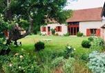 Location vacances Treteau - House De bouron-1
