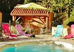 Location vacances  Lot - House with 3 bedrooms in Grezels with private pool and furnished garden-2