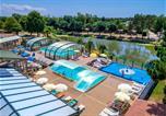 Camping avec Ambiance club Pays de la Loire - La Bretonnière - Camping Paradis-1