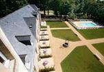 Location vacances Belz - Chateau De Keraveon-4