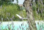 Location vacances Castiglion Fiorentino - Cozy Holiday Home in Castiglion Fiorentino with Fireplace-2