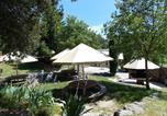 Camping avec Piscine couverte / chauffée Chassiers - Camping Sites et Paysages La Marette-2