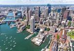 Hôtel Boston - Boston Marriott Long Wharf-3