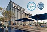 Hôtel Khlong Toei - Mercure Bangkok Sukhumvit 24-1