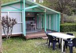Camping avec Piscine Sainte-Sigolène - Domaine Camping Les Roches-3
