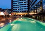 Hôtel Caslano - Novotel Lugano Paradiso-2