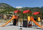 Camping en Bord de lac Alpes-de-Haute-Provence - Domaine Résidentiel de Plein Air Les Berges du Lac-4