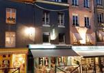 Location vacances Vieille ville de Honfleur - La Petite Parenthèse-1