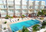 Hôtel Oranjestad - Las Islas #12-1