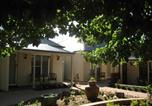 Hôtel Mont Lofty - Hahndorf Oak Tree Cottages-1
