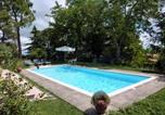 Location vacances Montefalcone Appennino - Santa Vittoria in Matenano Villa Sleeps 9 Pool Wifi-2