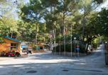 Camping Plage de Cassis - Camping Les Playes-1