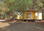 Camping Labin - Holiday Home Camping Pineta.3-4