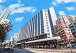 Hôtel Hong Kong - Metropark Hotel Mongkok