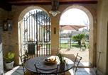 Location vacances  Gard - Odalys Villa Congenies avec Piscine-4