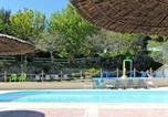 Camping avec WIFI Curnier - Camping les Terrasses Provençales-2