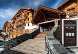 Villages vacances Chamonix-Mont-Blanc - Lagrange Vacances Les Chalets d'Emeraude-1