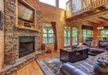 Location vacances Gatlinburg - Triple Mountain View, 4 Bedrooms, Hot Tub, Arcade, Free Wifi, Sleeps 10-3