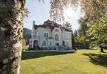 Hôtel Aigen im Ennstal - Villa Bergzauber-4