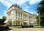 Hôtel 4 étoiles Saclay - Waldorf Astoria Versailles - Trianon Palace-1